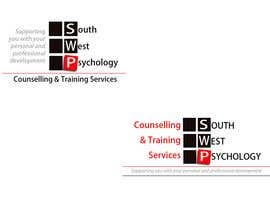 #46 pёr Logo Design for South West Psychology, Counselling & Training Services nga beeblue