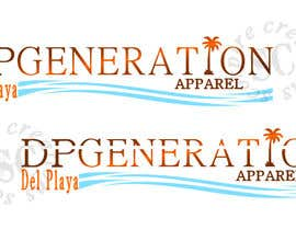 #28 for DPGENERATION APPAREL LOGO af Scorpire