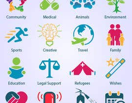 semsemvfx tarafından Icons for Categories -- GUARANTEED için no 9
