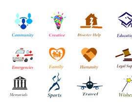 AidaAndradaPop tarafından Icons for Categories -- GUARANTEED için no 11