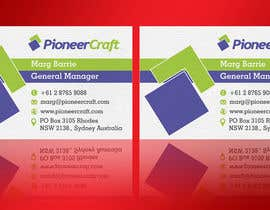 #215 for Business Card Design af linokvarghese