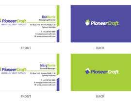 nº 235 pour Business Card Design par r063rabad