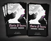 Graphic Design Конкурсная работа №317 для Business Card Design for Ilaria Di Lauro - Make-up artist