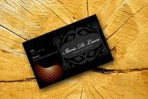 Graphic Design Конкурсная работа №295 для Business Card Design for Ilaria Di Lauro - Make-up artist