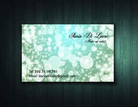 nº 225 pour Business Card Design for Ilaria Di Lauro - Make-up artist par BuThamAds