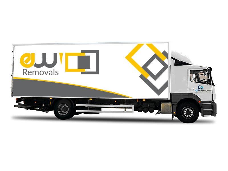 Kilpailutyö #72 kilpailussa Design a Logo for EW Removals