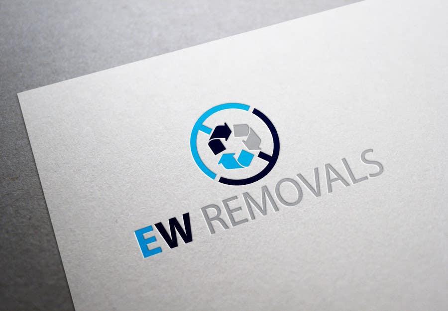 Kilpailutyö #27 kilpailussa Design a Logo for EW Removals