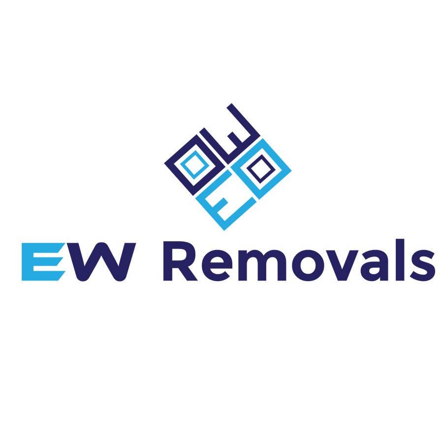 Kilpailutyö #106 kilpailussa Design a Logo for EW Removals