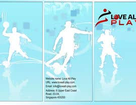 #2 for Design a Brochure for a sports company by ronaq