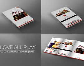 #15 for Design a Brochure for a sports company by xtreemsteel