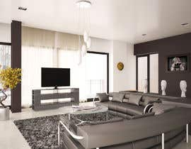 #9 for design and render a living room ! by leandropuy