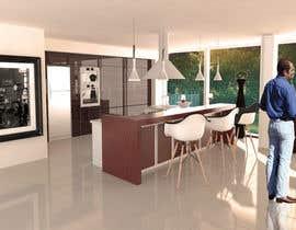 EstudiodeMente tarafından design and render a living room ! için no 7