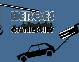 #32 for Heroes of the city by ErooSennin