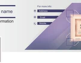 Nro 1 kilpailuun Design a Banner käyttäjältä saumyasaxena