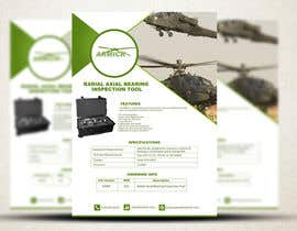 dhiren20 tarafından Design a Spec Sheet Template için no 11