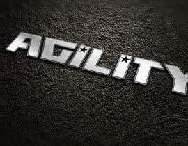 Nro 1040 kilpailuun ***Design the new AGILITY*** logo käyttäjältä momo79