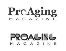 lucianoluci657 tarafından Creation of a logo for a proaging magazine için no 127