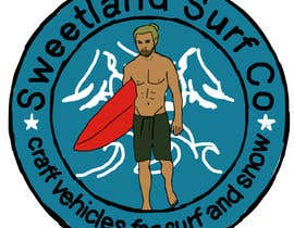 gabrieladsantos tarafından Illustrate logo for Surf Company için no 14