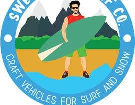 beenapahwa tarafından Illustrate logo for Surf Company için no 6