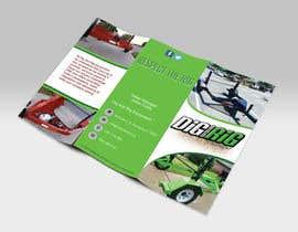 Nro 3 kilpailuun Design a Brochure käyttäjältä OljaStev