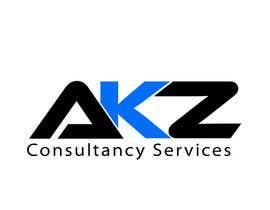 Nro 35 kilpailuun Design a logo: Company name: AKZ Consultancy Services käyttäjältä llewlyngrant