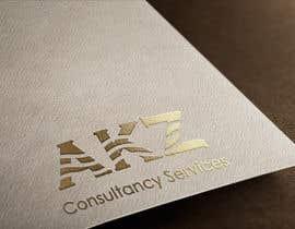 Nro 23 kilpailuun Design a logo: Company name: AKZ Consultancy Services käyttäjältä mwarriors89
