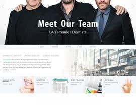 Nro 81 kilpailuun High-end Dental Homepage käyttäjältä krasotina