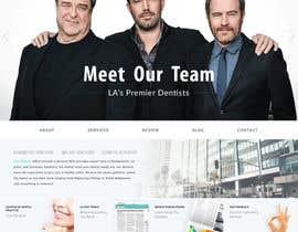 Nro 93 kilpailuun High-end Dental Homepage käyttäjältä krasotina