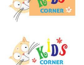 rcoco tarafından Develop a Logo for Kids Clothing Shop ( Kids Corner ) için no 93