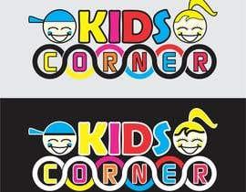 Amalbasti tarafından Develop a Logo for Kids Clothing Shop ( Kids Corner ) için no 88
