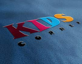 monirbmda tarafından Develop a Logo for Kids Clothing Shop ( Kids Corner ) için no 34