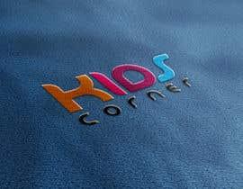 monirbmda tarafından Develop a Logo for Kids Clothing Shop ( Kids Corner ) için no 56