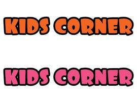 maqer03 tarafından Develop a Logo for Kids Clothing Shop ( Kids Corner ) için no 84