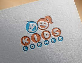maqer03 tarafından Develop a Logo for Kids Clothing Shop ( Kids Corner ) için no 86