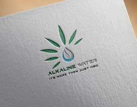 Nro 79 kilpailuun Design a Logo for Alkaline water käyttäjältä imran5034