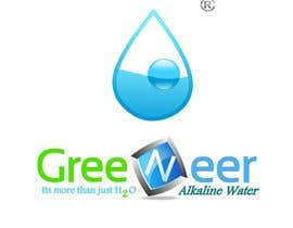 Nro 71 kilpailuun Design a Logo for Alkaline water käyttäjältä Rahulllkumarrr