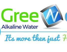 Nro 72 kilpailuun Design a Logo for Alkaline water käyttäjältä Rahulllkumarrr