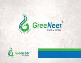 Nro 84 kilpailuun Design a Logo for Alkaline water käyttäjältä artknight