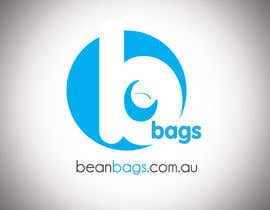 #478 para Logo Design for Beanbags.com.au and also www.beanbag.com.au (we are after two different ones) por marosmasarovic