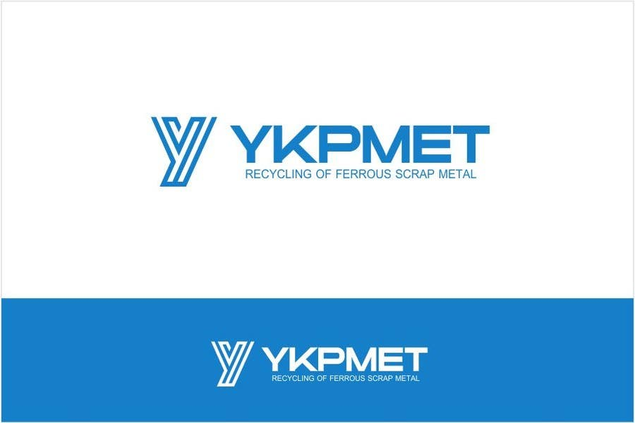 #705 for Redesign a Logo for the steel company UkrMet by timedsgn