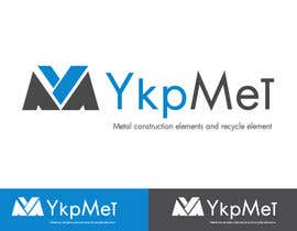 #599 para Redesign a Logo for the steel company UkrMet por Alexr77
