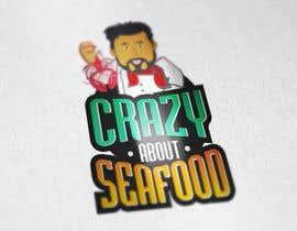 vallabhvinerkar tarafından logo for my   CrazyAboutSeafood.com için no 37