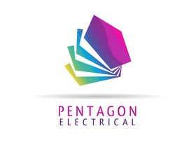Nro 11 kilpailuun Revise current logo to suit a pentagon shape for construction business käyttäjältä QaisarNawaz01