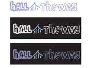 Logo Design for Hall The Way için Graphic Design347 No.lu Yarışma Girdisi