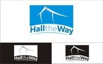Logo Design for Hall The Way için Graphic Design391 No.lu Yarışma Girdisi