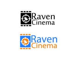 Nro 19 kilpailuun Ravencinema Logo Design käyttäjältä nhussain7024