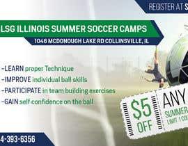 namishkashyap tarafından Design an Advertisement for soccer camp için no 15