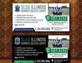 Nro 17 kilpailuun Design an Advertisement for soccer camp käyttäjältä karimulgraphic