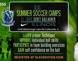 wood74 tarafından Design an Advertisement for soccer camp için no 9