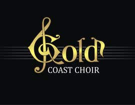 #259 untuk Logo Design for Gold Coast Choir oleh lastmimzy